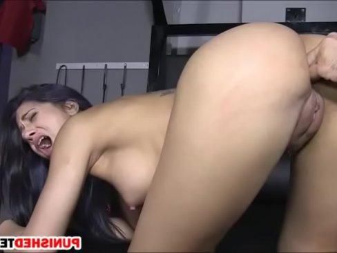порно ролик трахают чулках